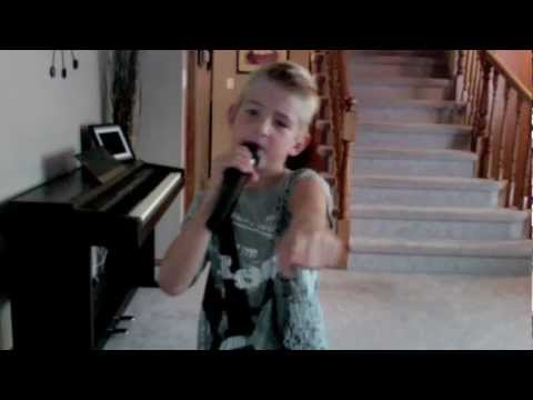 One Direction - What makes you beautiful (Cover by D Andre - age 7) video