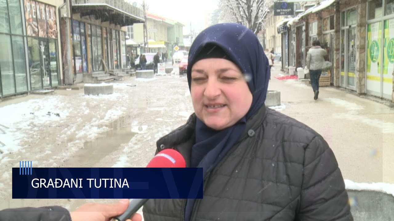 Građane Tutina pitali smo šta misle o sve češćim isključenjima vode u  domaćinstvima - YouTube