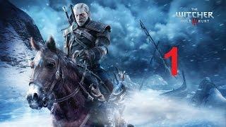The Witcher 3 Wild Hunt Прохождение Серия 1 (Каэр Морхен)