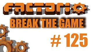 Factorio Break The Game 125 Rank Red Circuits