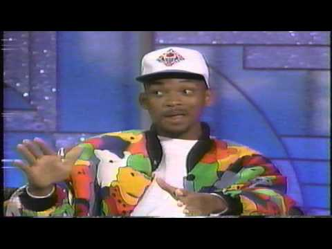 Will Smith on The Arsenio Hall Show (1991)