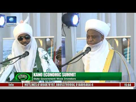 Kano Economic Summit: State Government Woos Investors