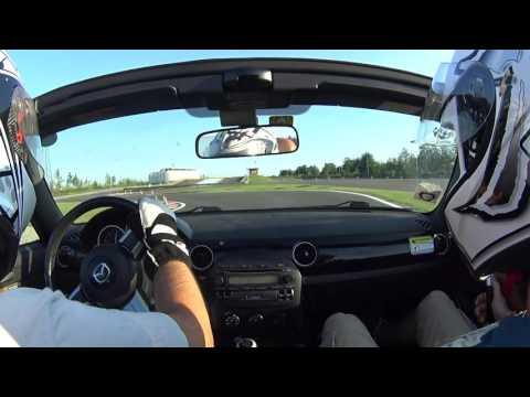 """La Pista"" Alfa Romeo Lainate - Satz404 Mazda MX-5 NC 2.0 - 03/07/2016"