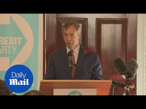 Farage says he will go after Labour supporters who voted for Brexit