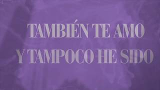 Lagarto Amarillo - Y Yo [Lyric Video]