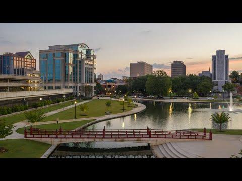 Downtown Huntsville, Alabama