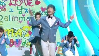 Dalmatian - That Man Opposed, 달마시안 - 그 남자는 반대, Music Core 20110319