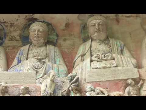 Visit UNESCO Dazu, China 1,000 Year Old Rock Carvings