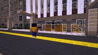Сериал Minecraft Зомби Апокалипсис Уроки выживания #1