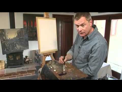 Starting Out In Oils with James Willis - Town House Films - Jackson's Art Supplies