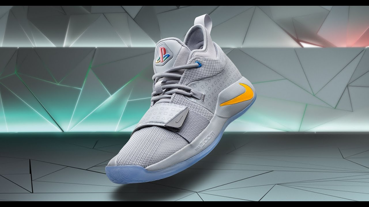 Nike PG 2.5 x PlayStation Colorway : une nouvelle