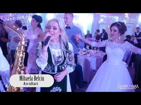 Mihaela Belciu - Am plecat candva pe jos || Cand eram fecior la tata || Live 2017
