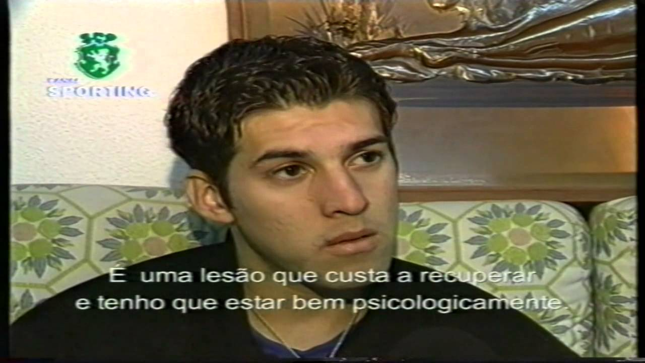Entrevista a Facundo Quiroga (Sporting) em Dezembro de 1998