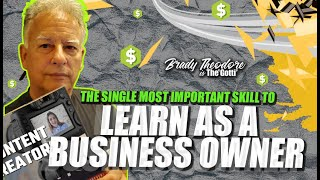 The Single Most Important Skill to Learn as a Business Owner in 2021