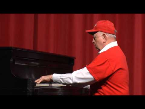 On Wisconsin! - Performed by Jim Radloff