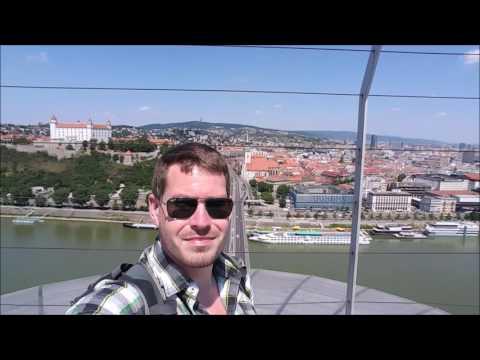 Bratislava 2017 - Holiday Video