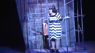 Hairspray Teatro Nacional - Nuryn Sanlley - año 2009 - Parte 2