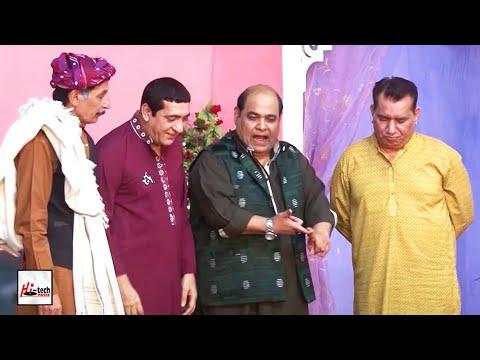 Agha Majid Ke Jawai Ban Gaye Zafri Khan & Nasir Chinyoti - Iftekhar Thakur - 2021 New Stage Drama