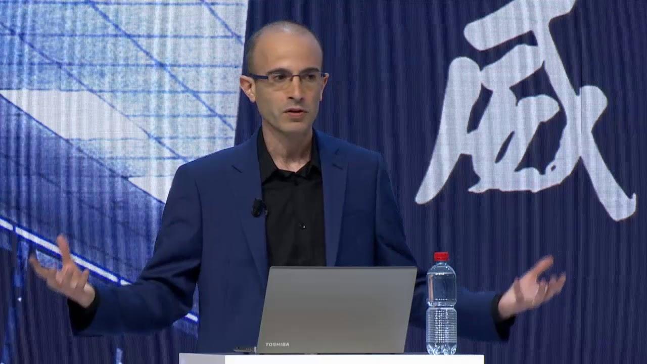 Future after Covid1984! - History Professor Yuval Noah Harari