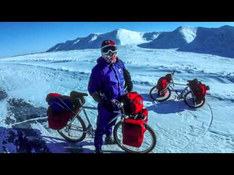 Gary and Joanie McGuffin's interview with CBC's Stuart McLean - Cycling the Dempster Highway, N.W.T.
