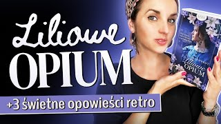 """Liliowe opium"" Julia Gambrot | KONKURS | kryminał w duchu retro!"