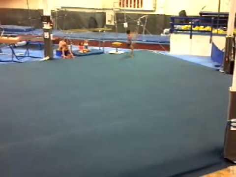 Arctic Gymnastics Tori Pre Season Exhibition Rookie Lev 10