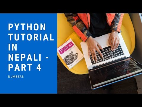 Python Tutorial in Nepali - Part 4 (Numbers, Gangnam Style Case) thumbnail