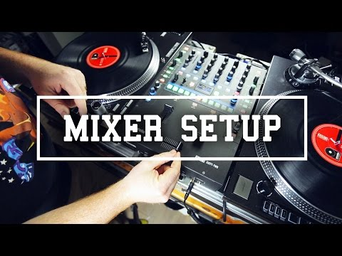 Setting Up Your Mixer For Scratching | Skratch School