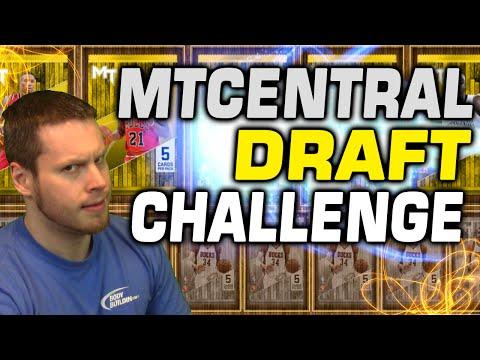 NBA 2K16 2KMTCentral Draft Challenge