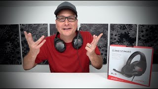 Great $50 Headset HyperX Cloud Stinger Gaming Headset Detailed Review