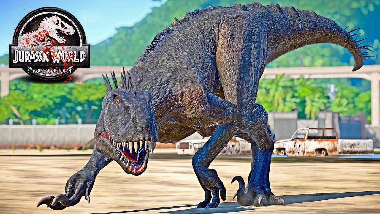 Scorpius Rex E750 vs Super Hero Dinosaurs Fight 🌍 JURASSIC WORLD EVOLUTION