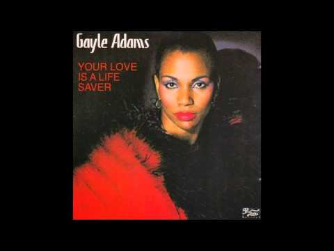 Gayle Adams - Stretchin' Out (12