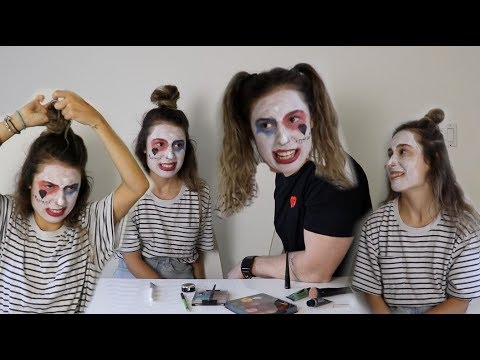 Thumbnail: DOING MY GIRLFRIEND'S MAKEUP!! (HOT & SPOOPY)