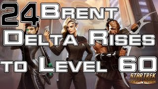 Star Trek Online - Delta Rising - Fleet Admiral Level 60(Greetings everyone, The Doctor Here, let's play the new Delta Rising missions and level from previous end-game level 50 to the new end-game level 60 in Star ..., 2014-12-06T23:44:30.000Z)