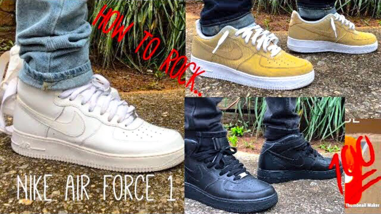 to Nike WEAR Air How 1's Force zVjGSLqMpU