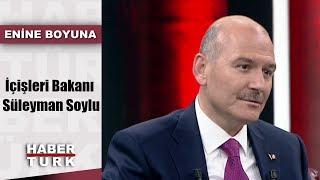Gambar cover Enine Boyuna - 26 Nisan 2019 (İçişleri Bakanı Süleyman Soylu)