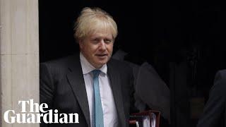 Boris Johnson discusses coronavirus, Brexit and economy at Commons liaison committee – watch live