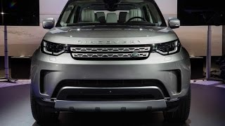 2017 Land Rover Discovery revealed ahead of Paris motor show