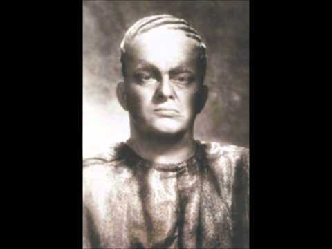 Gerd Nienstedt as Fasolt - (w/ George London)