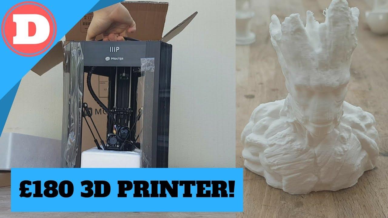 monoprice mini delta 3d printer troubleshooting