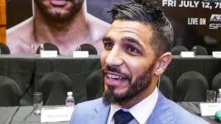 Billy Dib SPARRED ANTHONY MUNDINE for Amir Khan | REMATCH if I win