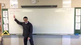 Linear Relationships (1 of 3): Review