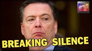James Comey BREAKS SILENCE on FISA with Claim that PROVES He's a Terrified DEEP STATE Swamp Monster