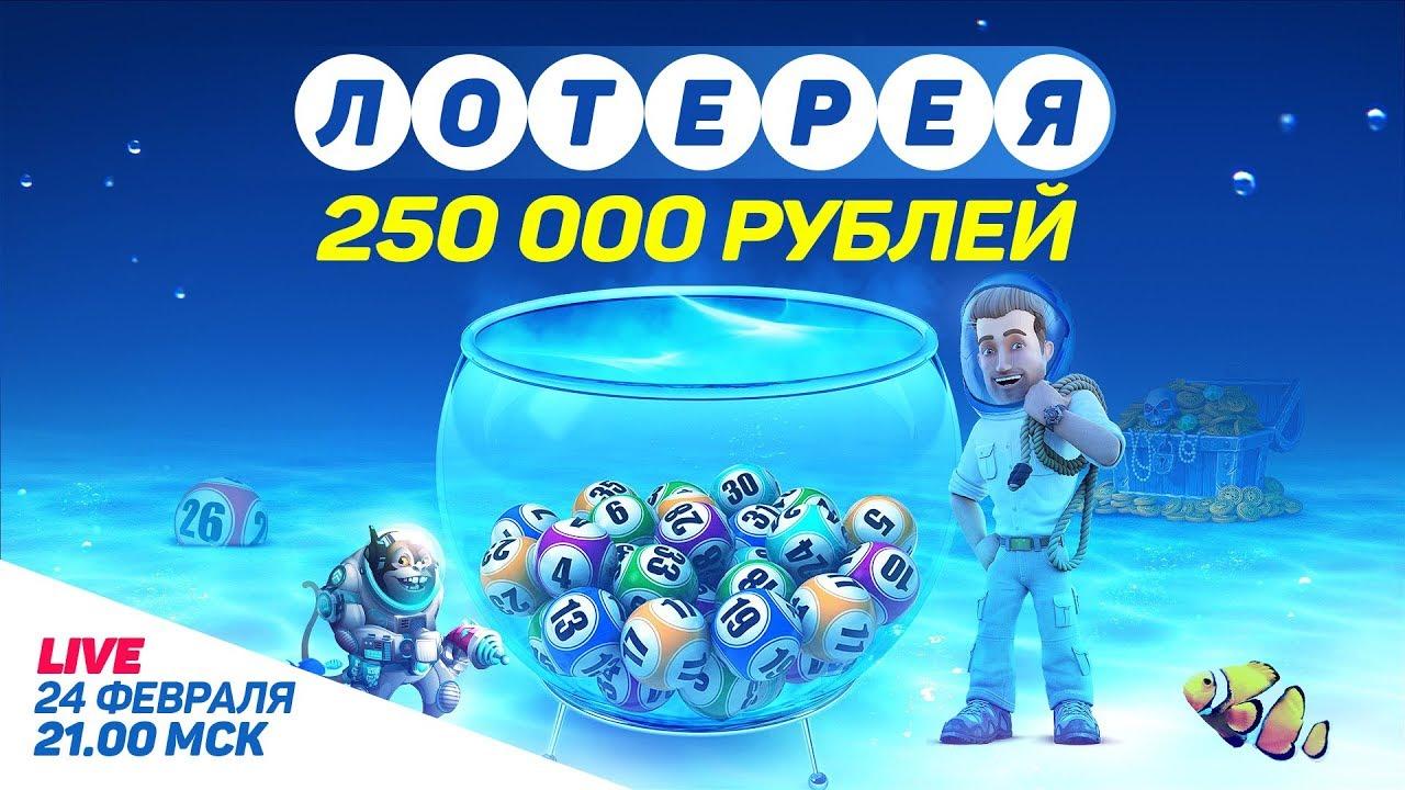 Лотерея Вырасти МЕГА АКУЛУ - призы на 350 000 рублей.