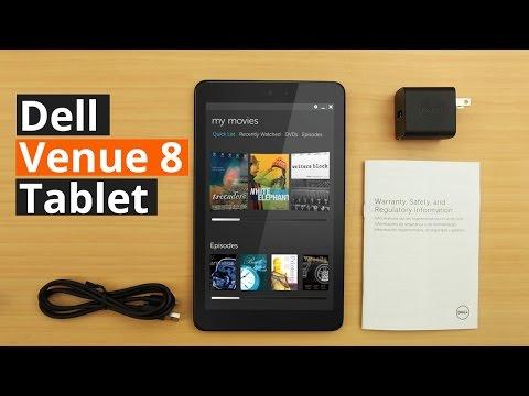 Dell Venue 8 Pro Manual Reset