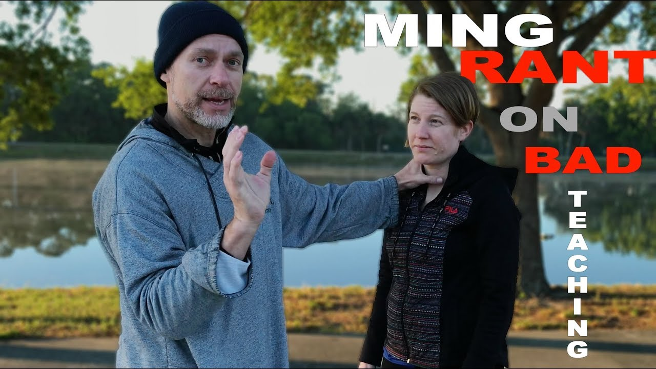 Bad Self-Defense Videos—Or—You Don't Know What You Don't Know—Core JKD Ming Rant
