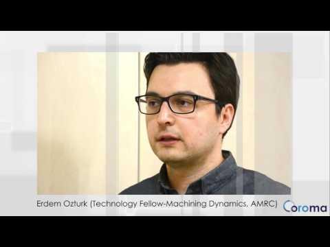 Interview to partners | Erdem Ozturk (AMRC)
