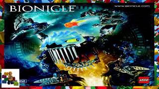 LEGO instructions - Bionicle - 8922 - Gadunka