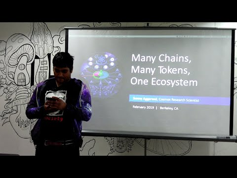 Cosmos Workshop #1 ~ Many Chains, One Ecosystem