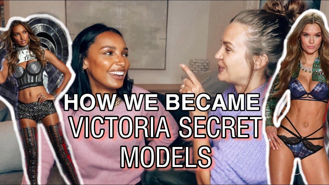 How we became Victoria Secret Models